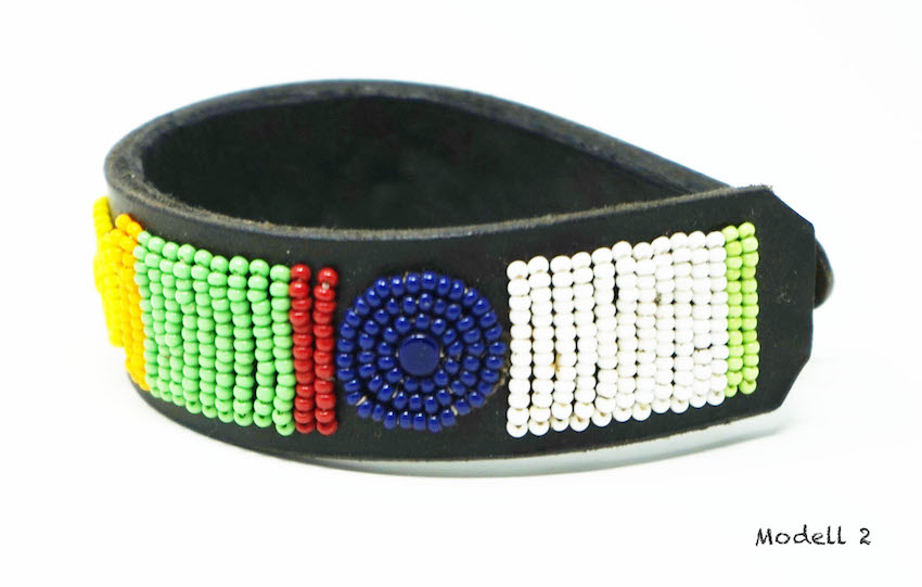 CIRCLE OF LIFE Massai Armband