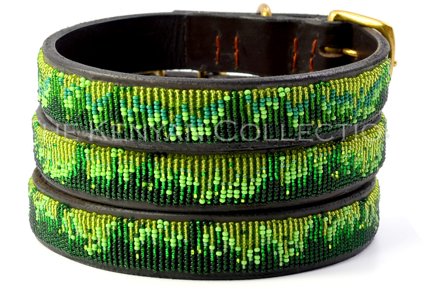 RAINFOREST Massai Hundehalsband SALE